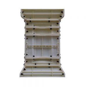 Square Concrete Pillar Molds For Decoration 1