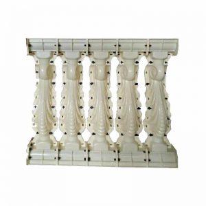 Concrete Balustrade Railing Molds For Decoration